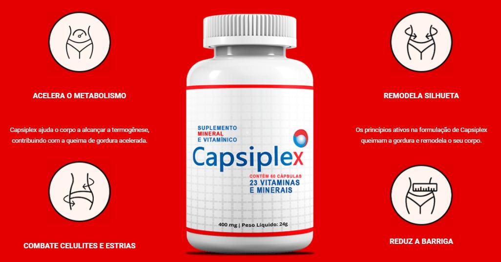 capsiplex bula