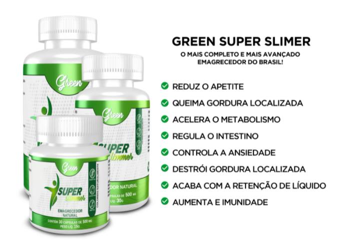 Super Green Slimmer comprar