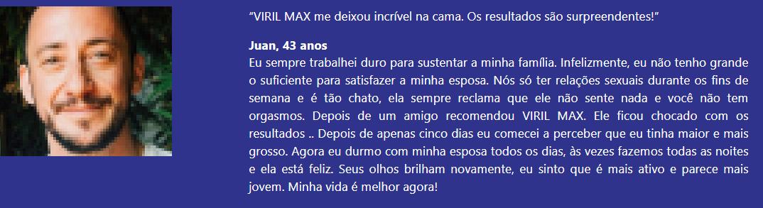Viril Max funciona